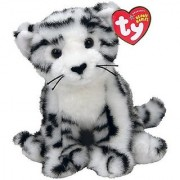 Ty Tundra - Safari Beanies - White Tiger Cub