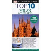 Milan And The Lakes - Free Pull-Out Map And Guide