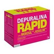 Depuralina rapid para perda de peso integrada 60 cápsulas - Depuralina