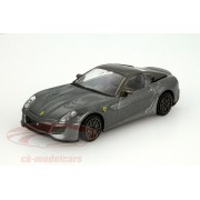 Ferrari GTO 599 - gri metalizat - Light & Sound - 1:43