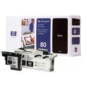 Консуматив HP 80 Black Printhead Printhead Cleaner