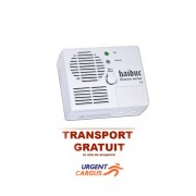 Detector de gaz metan Haiduc Premium cu eletrovalva de 3/4