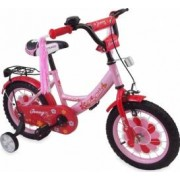 Bicicleta copii MyKids Jenny 777 G Pink 12
