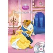 Disney Printese - Frumoasa si Bestia + CD Audio. Lectura Stela Popescu