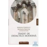 Tratat de didactica moderna - Miron Ionescu Musata Bogos
