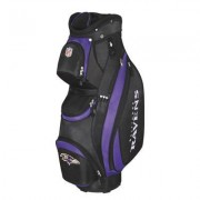 Nfl Ravens Golf Cart Bag, NFL