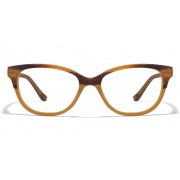 John Jacobs Madison Avenue JJ 2205 Matte Brown C4 Eyeglasses