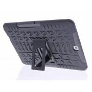 Zwarte rugged hybrid case voor de Samsung Galaxy Tab S2 9.7