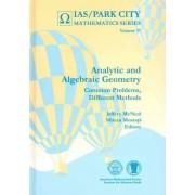 Analytic and Algebraic Geometry by Jeffrey D. McNeal