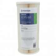 """Pleated Cellulose Polyester Filter (5 Micron) for 10"""" Big Blue Jumbo Housing"""