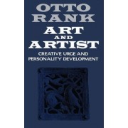 Art and Artist by Otto Rank