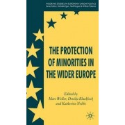 The Protection of Minorities in the Wider Europe by Professor of International Law and International Constitutional Studies Marc Weller