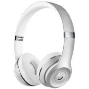 Casti Beats cu banda Solo 3 by Dr. Dre Wireless Silver