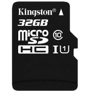 Kingston Digital 32 GB Flash Memory Card SDC10/32GBSP