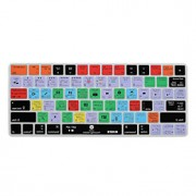 XSKN Adobe Lightroom cc pele da tampa do atalho de teclado de silicone para a magia versão do teclado 2015, nós disposição