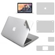 Comma Full Protection - комплект защитни покрития за екрана, пада и корпуса на MacBook Pro Retina 15 (сребрист)