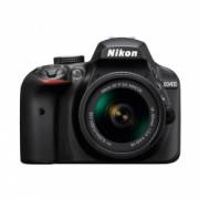 Nikon D3400 Kit AF-P 18-55mm VR - negru
