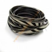Tira cebra con cadena 14 mm (precio por 20 cm)