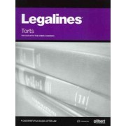 Legalines on Torts, Keyed to Dobbs by Academic West