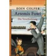 Artemis Fowl German by Eoin Colfer