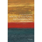 Social and Cultural Anthropology: A Very Short Introduction by John Monaghan