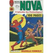 Les 4 Fantastiques ( The Fantastic Four ) / Spider-Woman / Peter Parker Alias L'araignée ( Spider-Man ) : Nova N° 63 ( Avril 1983 )