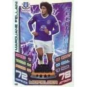Match Attax 2012/2013 Man of the Match - 411 Everton MAROUANE FELLAINI [Toy]