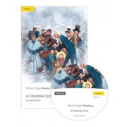 Level 2: A Christmas Carol Book and MP3 Pack by Charles Dickens