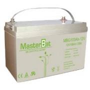 Bateria para Solar Master Battery 12V 100 Amperios GEL