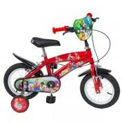 Bicicleta Toimsa Mickey Mouse Club House 12` baieti