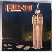 Mini Puzz-3d Big Ben by puzz 3d