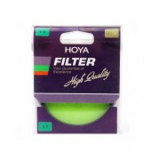 Filtru Hoya HMC Yellow-Green X0 67mm