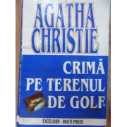 Crima Pe Terenul De Golf - Agatha Christie
