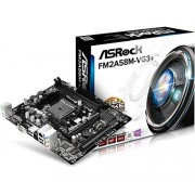 ASRock FM2A58M-VG3+ Carte mère AMD Micro ATX Socket FM2+