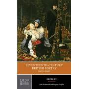 Seventeenth-Century British Poetry, 1603-1660 by John Peter Rumrich