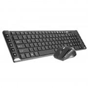 Kit tastatura si mouse Tracer Octavia II Nano USB Black