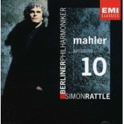 Simon Rattle / Philh. Orchestra / Cbso - Mahler: Symph. No.10 (0724355697226) (1 CD)