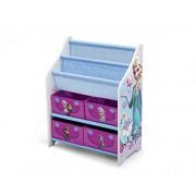 Delta niños Frozen libro de juguete y organizador