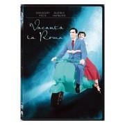 Roman Holiday:Gregory Peck,Audrey Hepburn - Vacanta la Roma (DVD)