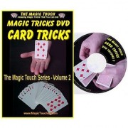 MAGIC CARD TRICKS - Amazing Card Tricks DVD Volume 2 - With Full Demonstration and Explanation of Basic Skills to Enable You to Perform Many Stunning Magical Effects with Sleight of Hand Tricks Self Working Tricks and Mind Reading Card Tricks