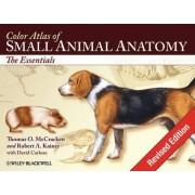 Color Atlas of Small Animal Anatomy by Thomas O. McCracken
