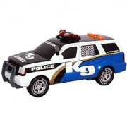Toy State 14 Rush And Rescue Police And Fire - Police K9 SUV