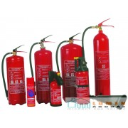 Munkavédelmi tűzoltó készülék ABC 12KG