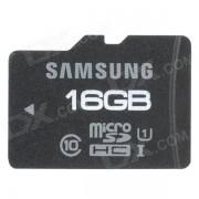 Samsung MB-MGAGB/CN Micro SDHC Memory Card - Black (16GB / Class 10)