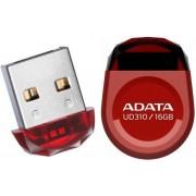 Stick USB A-DATA UD310 16GB, Waterproof, Rezistent la socuri (Rosu)