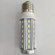 10 E14 / E26/E27 Lâmpadas Espiga T 42 SMD 5730 630LM lm Branco Quente / Branco Frio Decorativa AC 85-265 V 1 pç