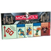Monopoly - X-Men Collector's Edition by Lavamind Spectrum Holobyte