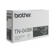 Brother TN 04 [Bk] toner (eredeti, új)