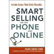 Smart Selling on the Phone and Online by Josiane Chriqui Feigon