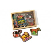 20 Piece Animal Magnets in a Box by Melissa & Doug